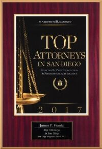 Top Attorneys in San Diego